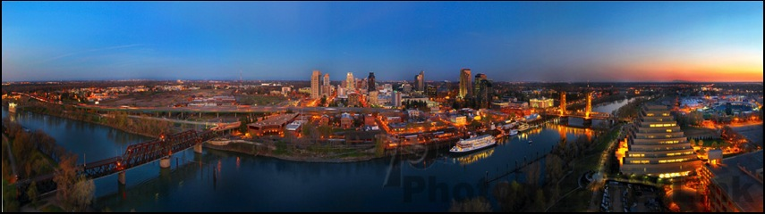 Sacramento Downtown by PhotographerLink