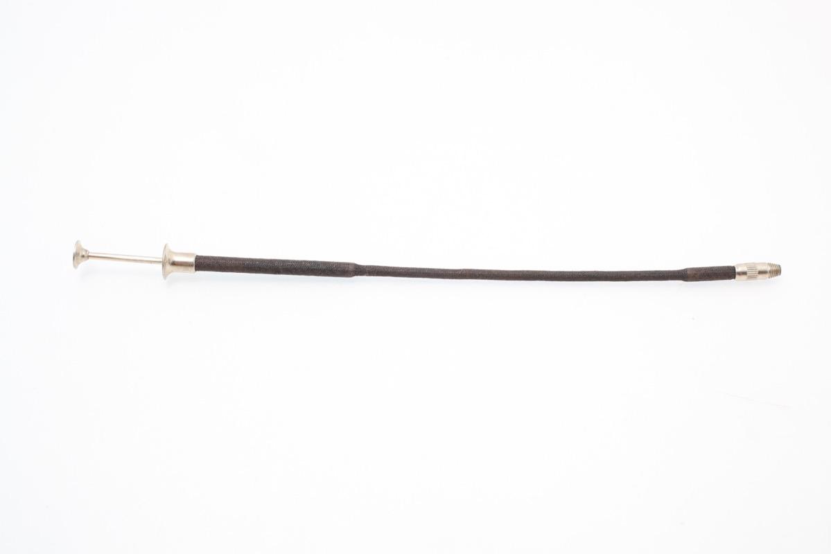 Mechanical Shutter Release Cable : Quot black germany mechanical cable shutter release